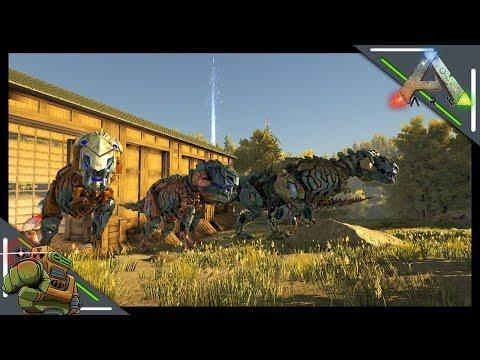 Tek Rex Breeding! | Ark: Survival Evolved | Season 1 Episode 50 Part 1