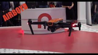 Autel EVO Drone Demonstration CES 2019