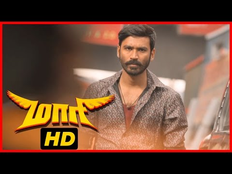 Maari Tamil Movie | Fight Scene | Dhanush...