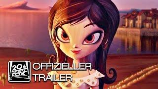Manolo und das Buch des Lebens | Offizieller Trailer #1 | Deutsch HD