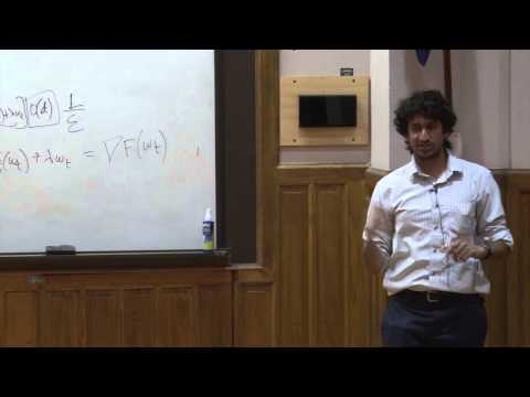 Lecture 25: Fast Stochastic Optimization Algorithms for ML