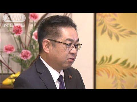 """維新 国民投票法改正案めぐり""""解散""""迫る(19/11/22)"""