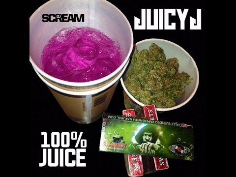 JUICY J 100% Juice FULL MIXTAPE FIRE
