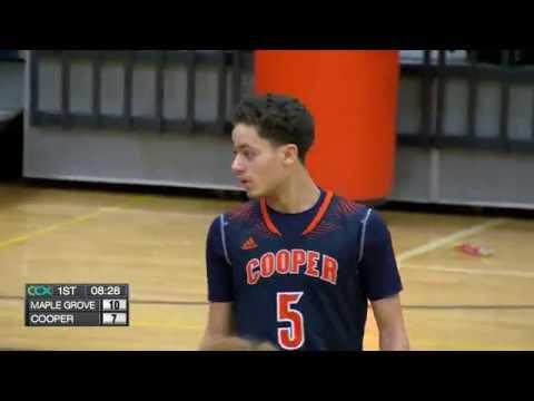 Maple Grove vs. Cooper Boys High School Basketball