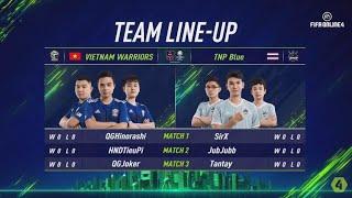 Vietnam Warriors vs TNP Blue - Vòng Bảng Ngày 1 [EACC Spring 2019]