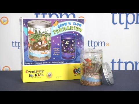 grow n glow terrarium instructions