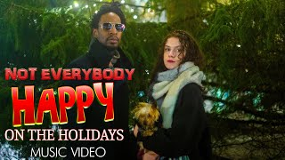 Not Everybody Happy on the Holidays-Music Video- Americk Lewis ft. Smilla | All My Friends Are Stars