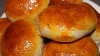 Пирожки с капустой и грибами Дрожжевое тесто
