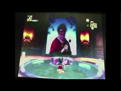 PixarShark Plays Epic Mickey - Part 22: MONSTER HOUSE