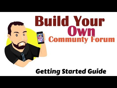 PHPbb for Beginners - Creating a Community Forum