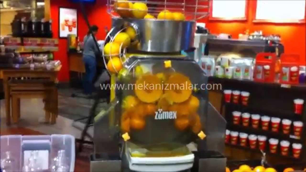 orange juice machine youtube. Black Bedroom Furniture Sets. Home Design Ideas