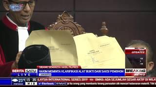 Pencocokan Amplop KPU dengan Amplop dari Saksi Prabowo-Sandi