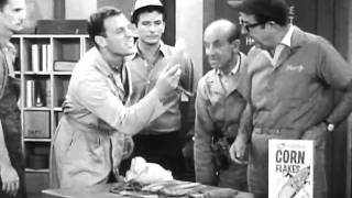 Post Toasties Commercial with Phil Silvers