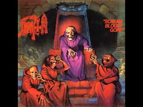 Evil Dead - Death With Lyrics