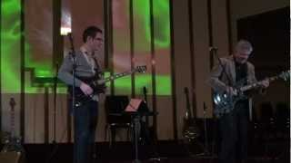 """Larry Carter & Andy Ferguson - """"Shout to The Lord"""""""