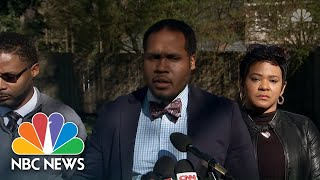 Family Reacts To R. Kelly Blaming Them For Handing Their Daughter | NBC News