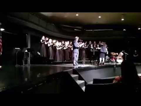 Cloud County Community College. Chamber Singers. \