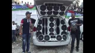 CAR SHOW BARAHONA TEAM JEAN MUSIC LA MENOR