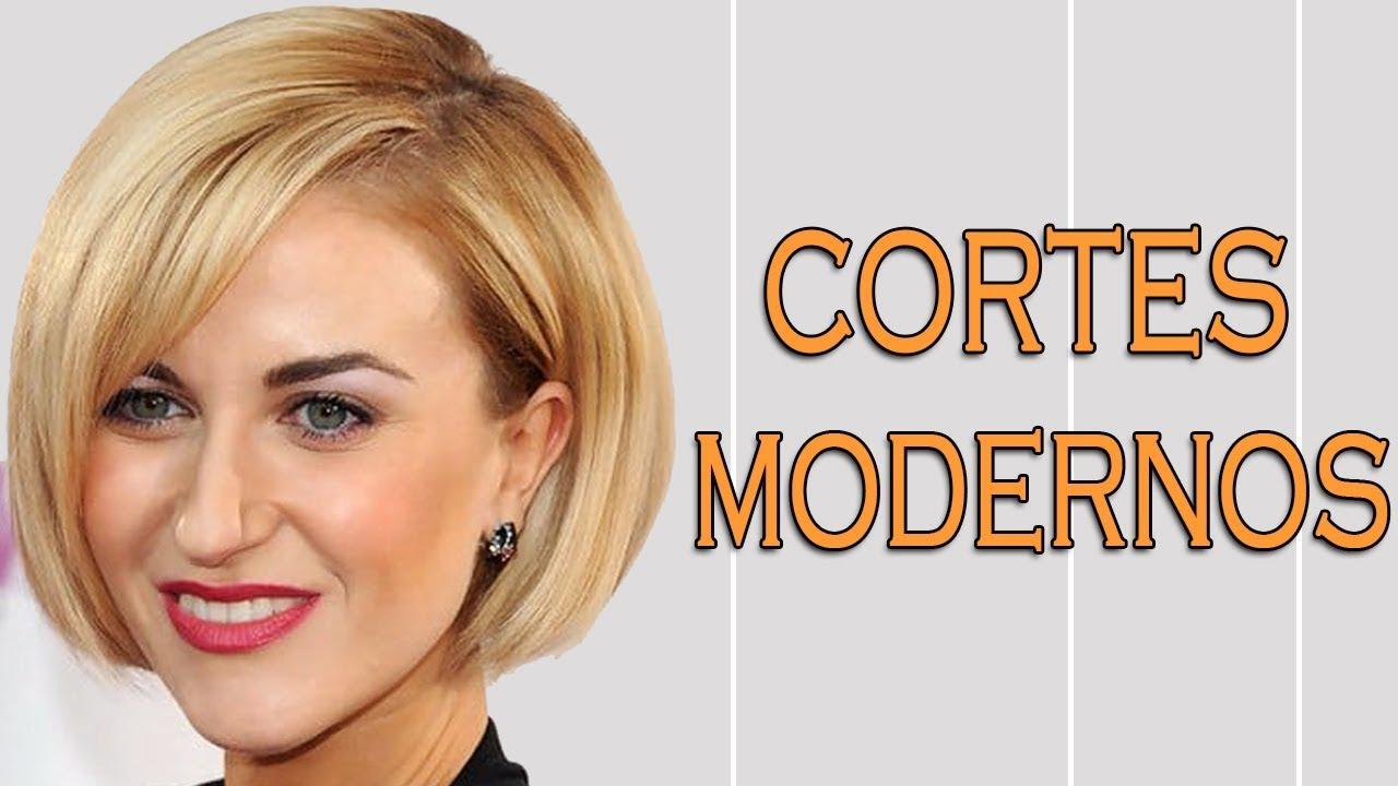 Videos de cortes de cabello modernos