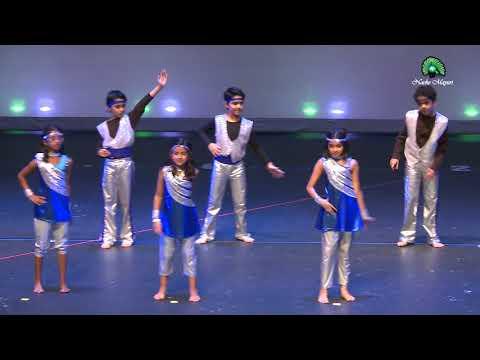 Dance by Nache Mayuri's Diamonds @ Nache Mayuri's JALWA, December 2017