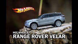 Range Rover Velar : My Custom Hot Wheels