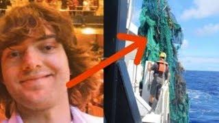 Was 16-Jähriger im Wasser findet, lässt ihn 2 Jahre sp...