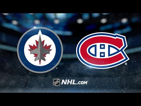 Connor nets overtime winner to propel Jets past Habs