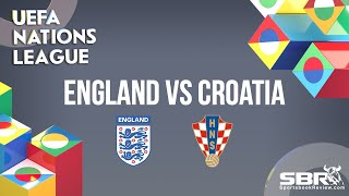 England vs Croatia | UEFA Nations League | Match Predictions