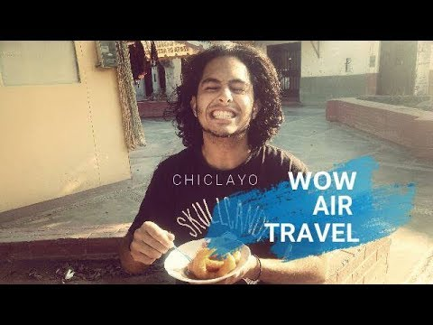 WOW air travel guide application (CHICLAYO/PERÚ)