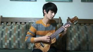 (Pachelbel) Canon - Sungha Jung (Guitarlele)