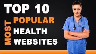 Best Health Websites - Top 10 List