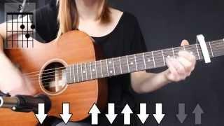 Sur Ma Route - Black M (Guitar Lesson) | Tutoriel pour les Nuls
