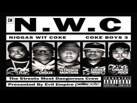 French Montana - Coke Boys 3 [FULL MIXTAPE + DOWNLOAD LINK] [2012]