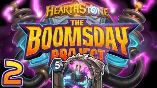 BOOMSDAY PROJECT REVIEW #2 - More Magnetic Robots!   Hearthstone