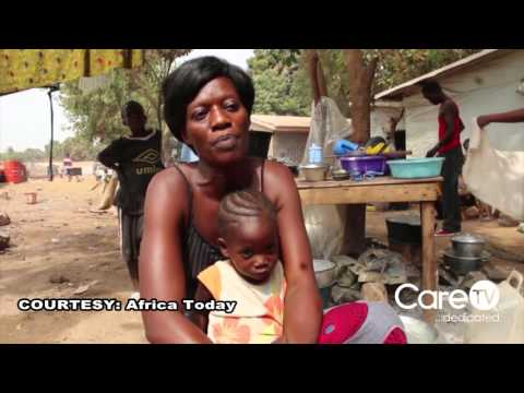 CENTRAL AFRICAN REPUBLIC HUNGER CRISES