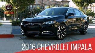 2016 Chevrolet Impala Midnight Edition Test Drive Carprousa