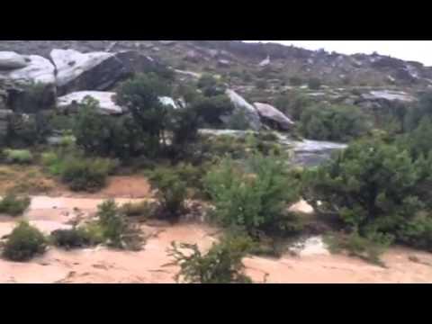 #Moab flash flood June 2015
