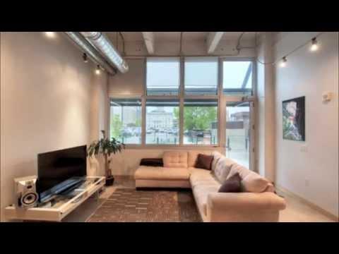 Whiteline Loft Real Estate For Sale Downtown Des Moines, IA $133,500