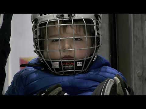 Mezinárodní para hokejový rozvojový kemp v Ostravě 2020