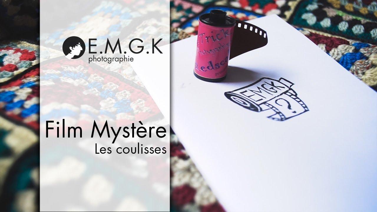 Box Photo / Film Mystère : Les coulisses