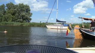 Steenbergsche Vliet, Jachthaven Schapenput. Mijn mini weekend in de natuur