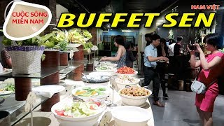 Traveling Hanoi P2 ( Buffet Sen)