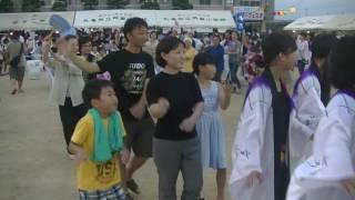 日本の踊り【丸亀おどり】香川県丸亀市