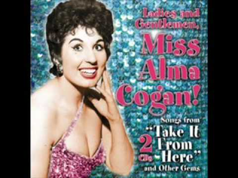 Alma Cogan - Love Me Again
