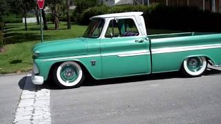 "1964 Chevrolet C10 Pickup   ""The Green Tiki"""