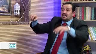الشاعر وليد الخشماني يلقي قصيدة يمدح بها سيد الوجود محمد صلى الله عليه و سلم