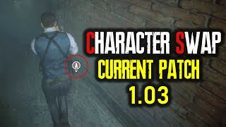 Resident Evil 2 Remake - Character Swap Glitch (Current Patch)