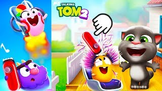 My Talking Tom 2 PARTY WITH PETS! New Game Update 2019
