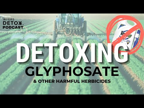 Glyphosate and How to Detox It with Dr. Stephanie Seneff