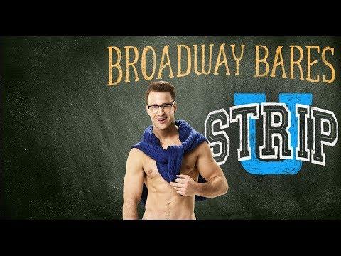 Broadway Bares ~ Fine Arts Class 07'